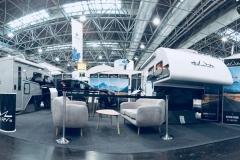 Herman RVs Caravan Salon Düsseldorf